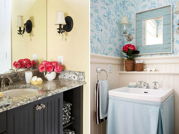 decorar lavabo antigo:Renove seu banheiro gastando pouco – Quintela Torres – Quintela Torres