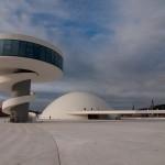 Centro Niemeyer, na Espanha