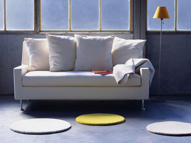 Acabe com suas d vidas escolha o sof ideal para sua sala - Sofas de dos plazas pequenos ...
