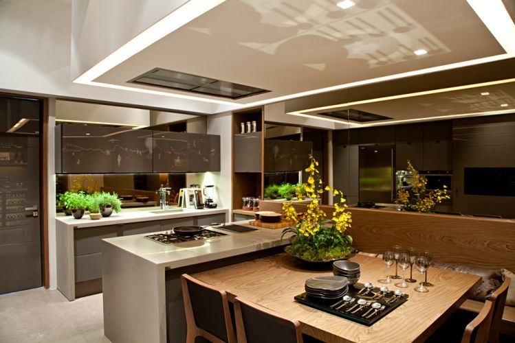 decoracao na cozinha:Decoracao De Cozinhas Modernas