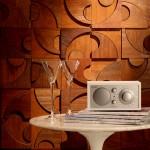 Os desenhos homenageiam a arquitetura e a arte moderna brasileira, transcendendo o conceito decorativo e o elevando a um patamar mais sofisticado que convida à contemplação.