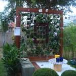 Jardim das Flores - Maria José Fabres | Teresinha R. de Arruda