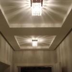 Acabamento em gesso para teto (2)